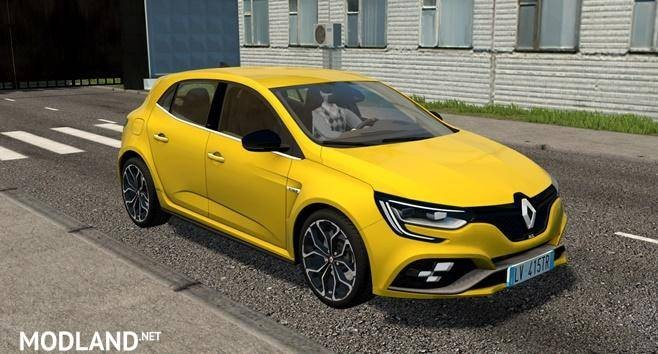 Renault Megane RS 2018 [1.5.9]